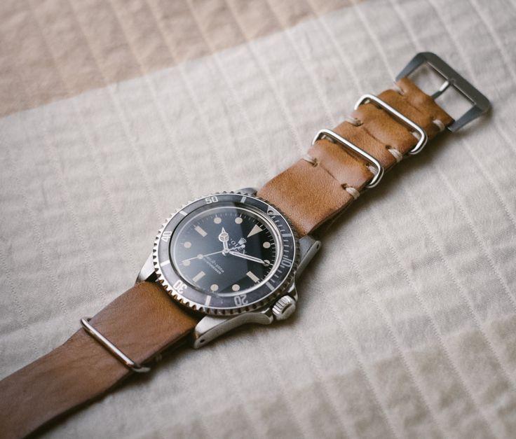 Rolex 5513 submariner vintage