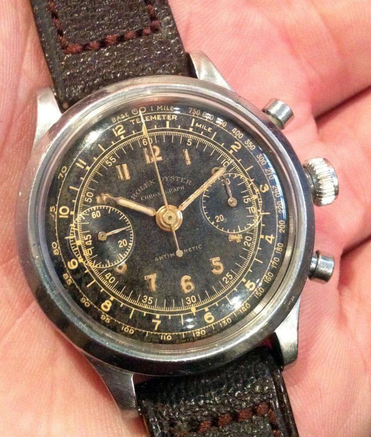 Rolex Monobloc Chronograph, ref 3525