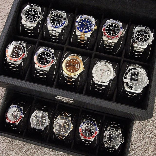 Rolex family @rolexdiver | ift.tt/2cBdL3X shares Rolex Watches collection #Get #...