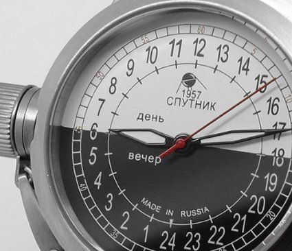 Russian 24-hour military watch Sputnik1957: Everything Else