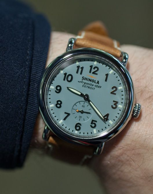So obsessed with Shinola watches. #detroit #americanmade