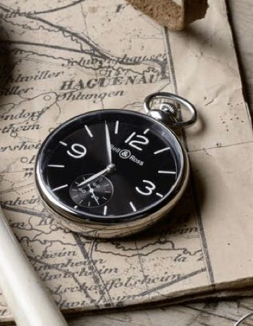 Sweet Bell pocket watch repinned by www.BlickeDeeler.de