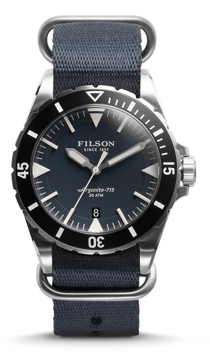 TimeZone : Industry News » N E W M o d e l - Filson Dutch Harbor Diver