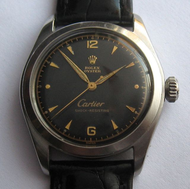 Vintage Rolex Oyster for Cartier . - Click picture for more info...