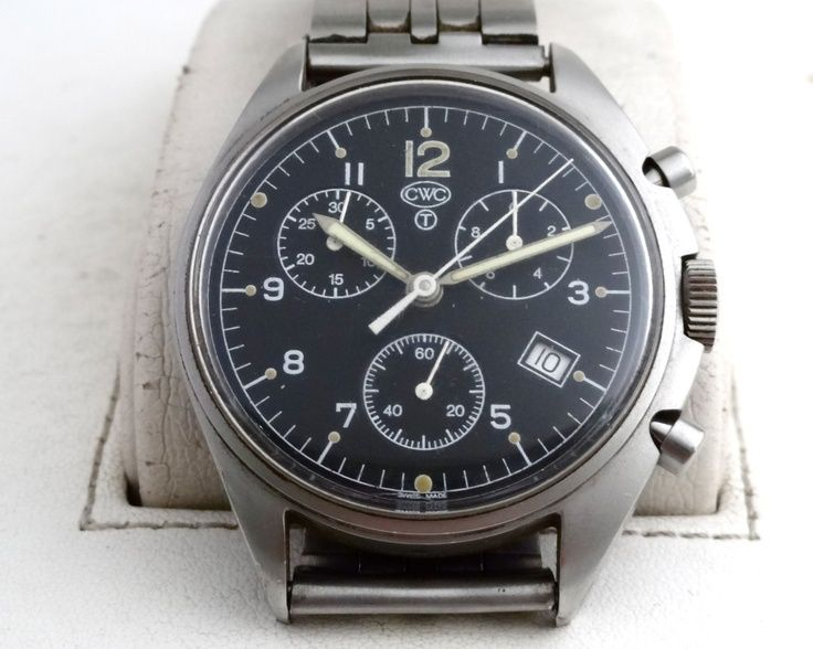 Watches Ideas CWC Bulova