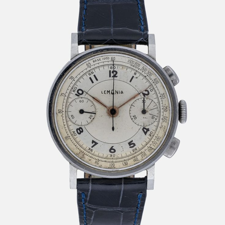 Why This Watch Matters Don't be fooled by the name on the dial, this Lemania c...