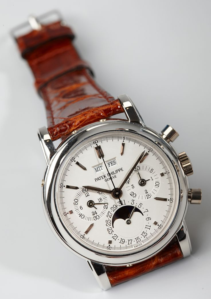 a classic Patek Phillipe - most amazing watches. Great to do blog post highlight...