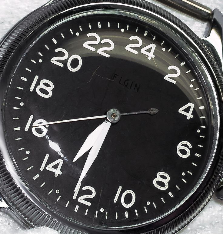 elgin military watch - Google Search