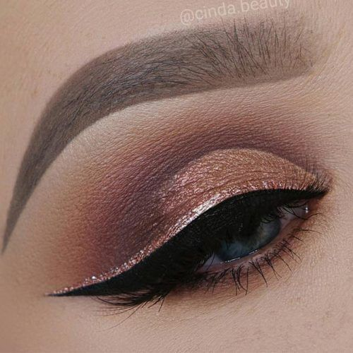 Gorgeous Eye-Makeup Looks for Blue Eyes ★ See more: glaminati.com/...