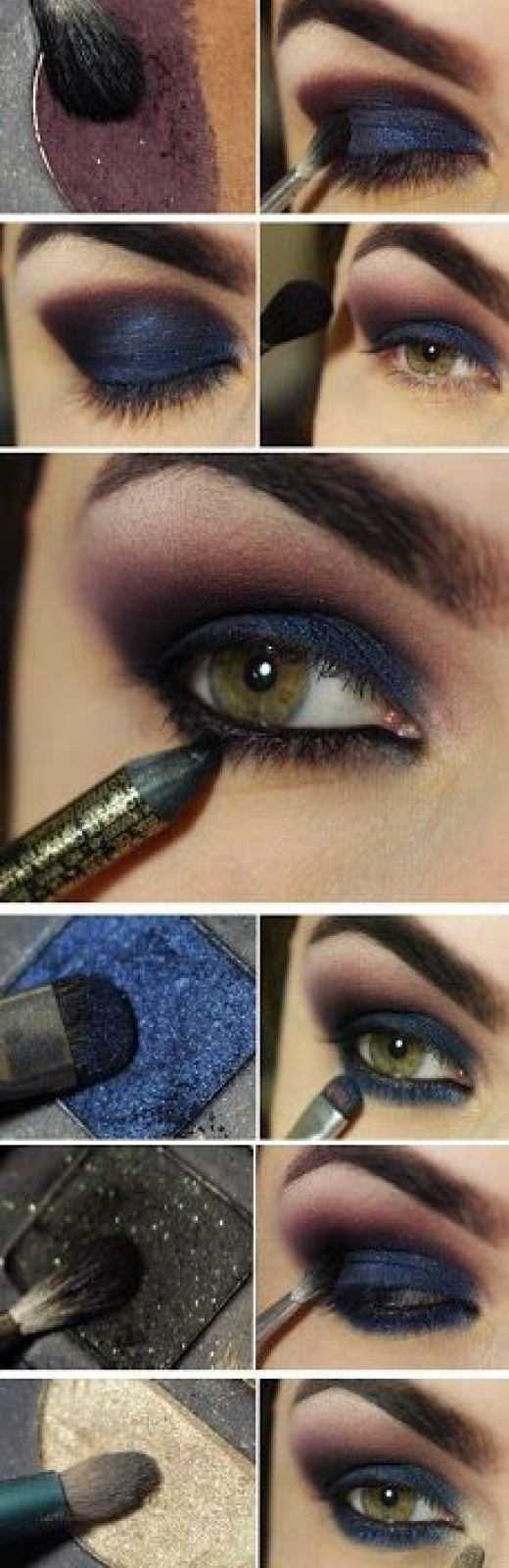 15 Step-By-Step Smoky Eye Makeup Tutorials for Beginners