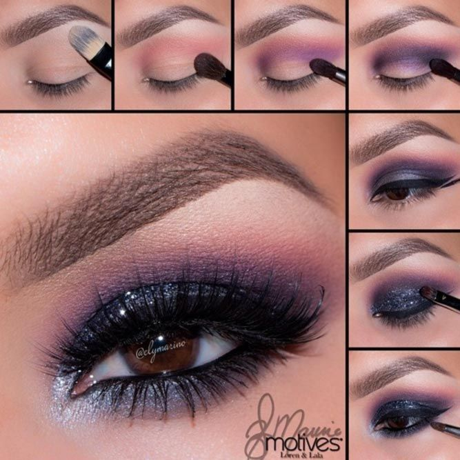Eye Makeup Tutorials to Take Your Beauty to the Next Level ★ See more: glamina...