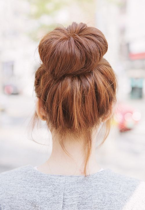 A sleek ballerina bun is the perfect hairdo for work, a night-out, a date, and m...