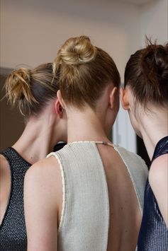 Buns (via HonestlyWTF) // #hair