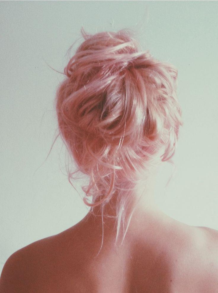 Cotton candy hair (via ban.do)