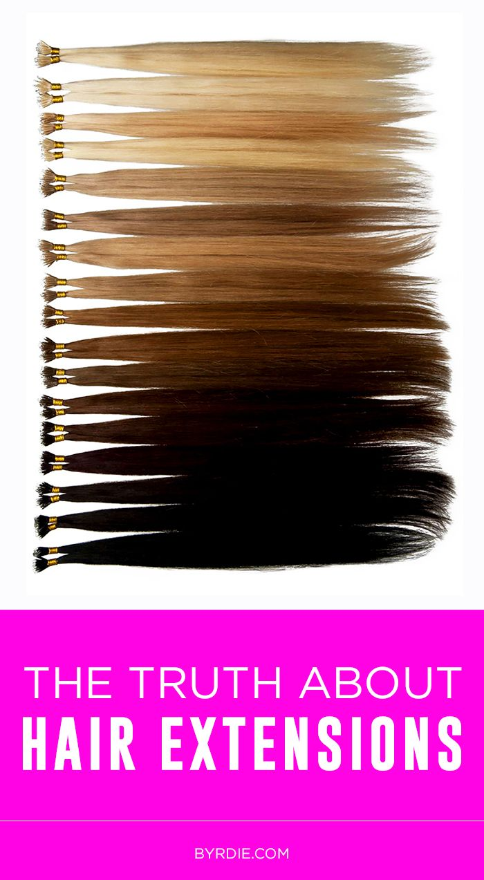 Hair Extensions 101: 7 things to know, ask, and consider before getting them! //...