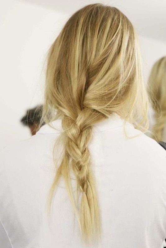 Loose braid // #Hair