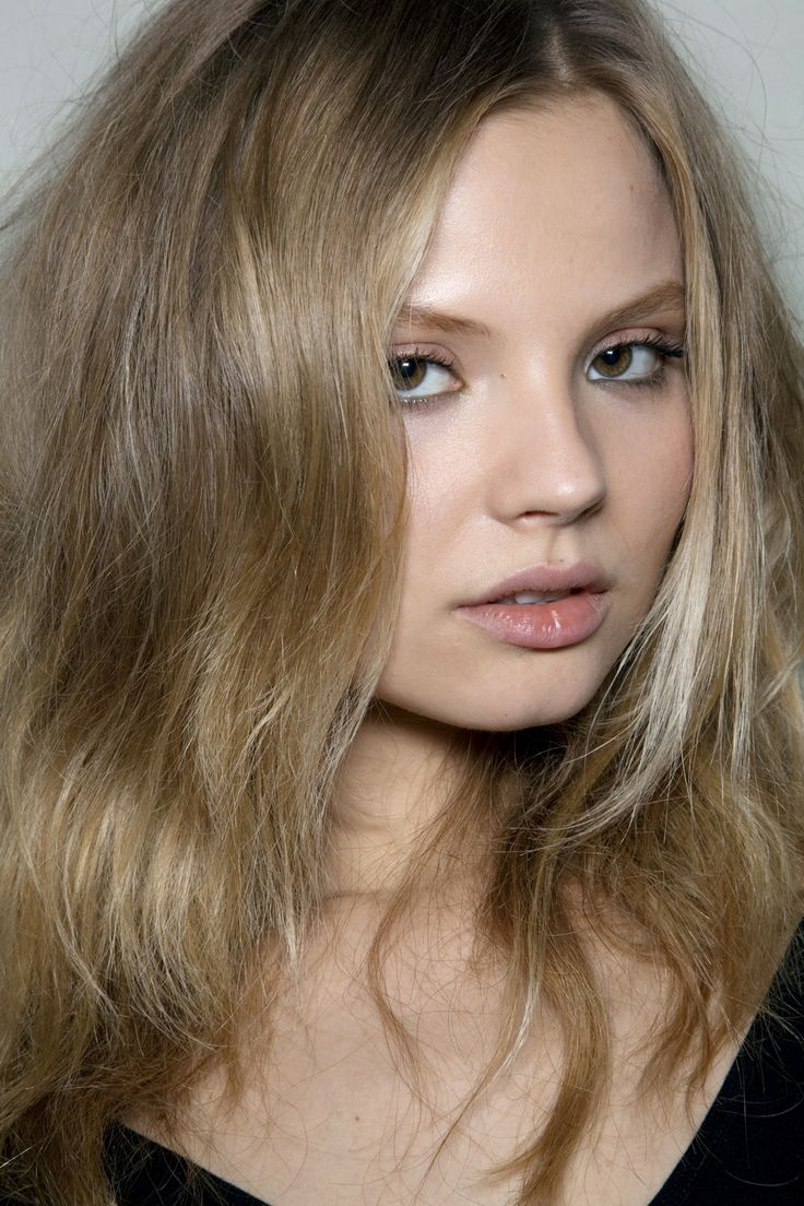 Loose, tousled waves. // #hair