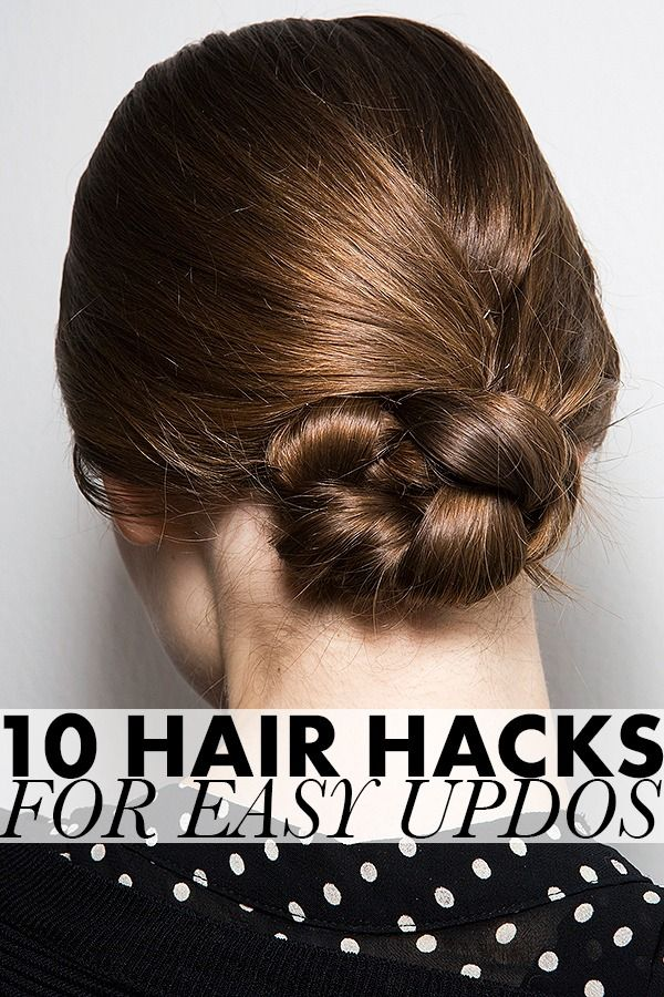 easy hair tips