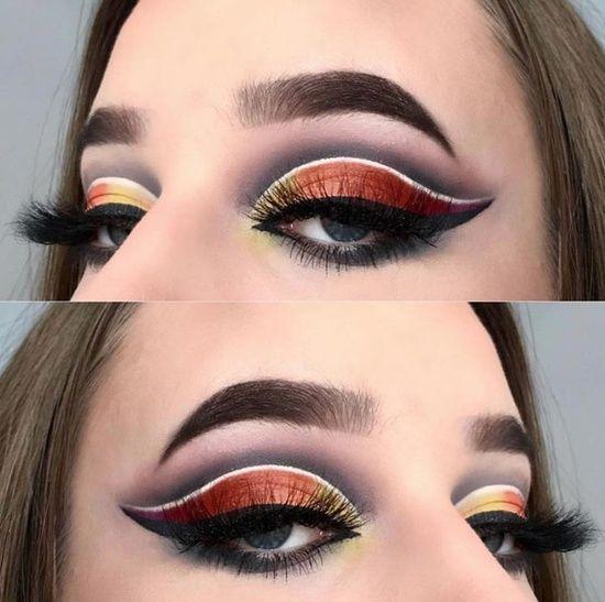✖️Eyes: Anastasia Beverlyhills Prism Eyeshadow Palette ✖️Lashes: @visofr...