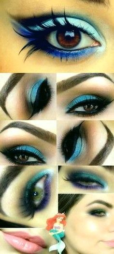 14 überwältigende Smokey Eye Makeup Looks und Tutorials 2018   #looks #makeup ...