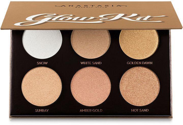 Anastasia Beverly Hills Ultimate Glow Kit #ad, makeup tutorial, ideas, tips, fal...