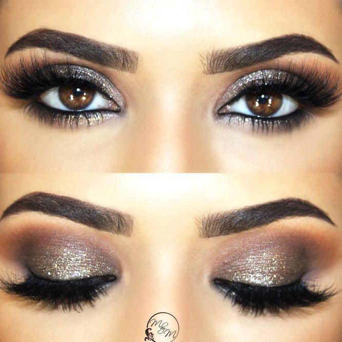 Best Ideas For Makeup Tutorials    Picture    Description  20+ Hottest Smokey Ey...