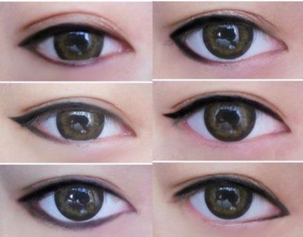 Best Korean Makeup Tutorials - Korean Eyes Makeup - Natural Step By Step Tutoria...