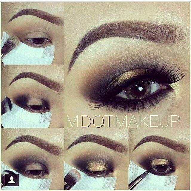 Dot make up