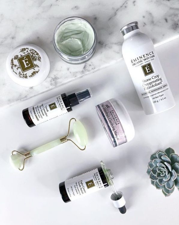 Eminence Organics is a line of botanical, plant based, luxury products for all s...