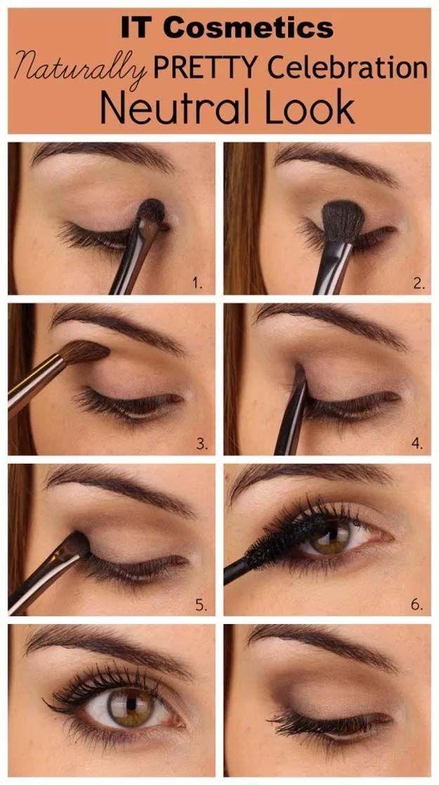 Everyday Eyes | Eyeshadow For Brown Eyes | Makeup Tutorials Guide