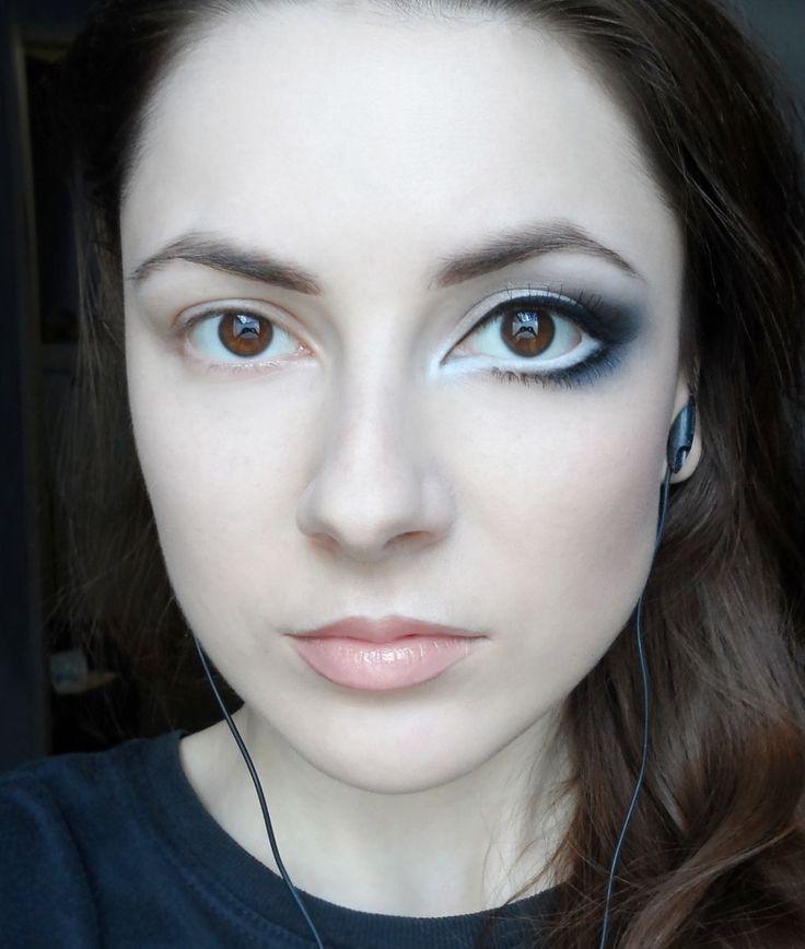 Eye Enlarging Makeup Tutorial step by step