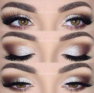 Eye makeup for brown eyes is always underestimated as these have the magical pot...