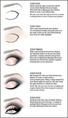 For you girls that dont understand a cut crease look! Easy, Natural, Everyday Tu...