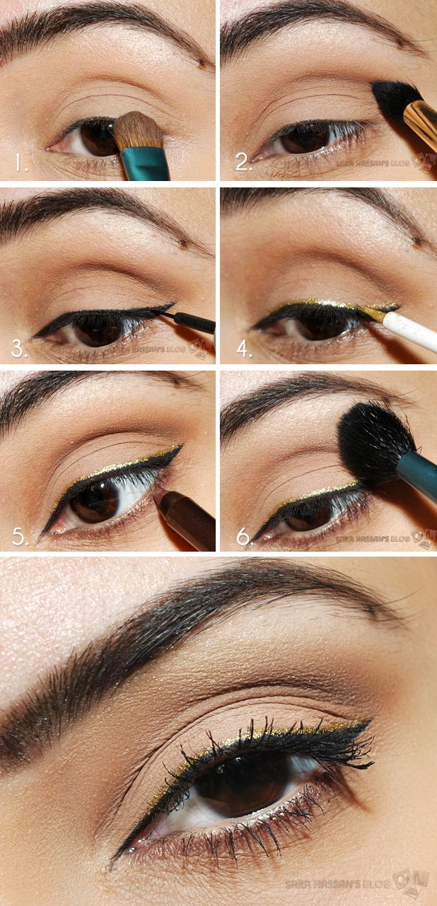 Glam Neutral Eye Makeup Tutorial