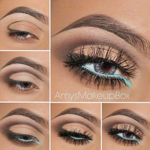 How To Do Makeup And#8211; Step By Step Tips For The Perfect Look ★ See more: ...