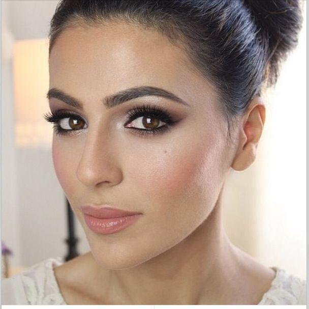 Idea de maquillaje para ser la invitada más linda en ese matrimonio #Recomendad...