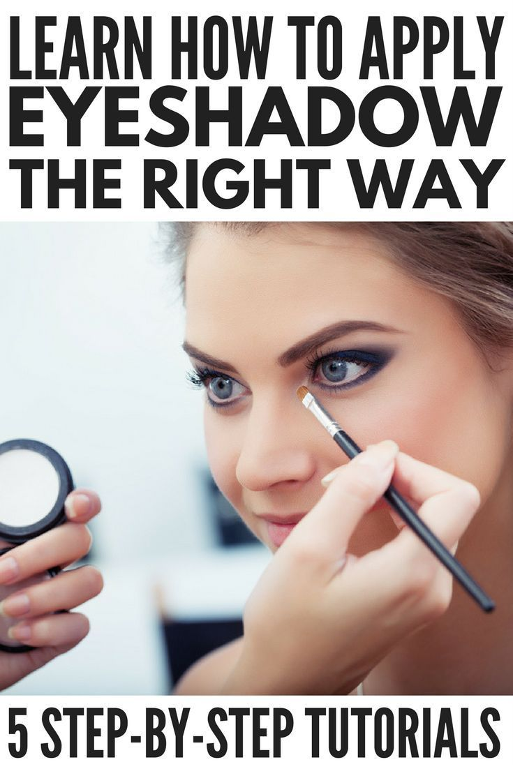 If you want to know how to apply eyeshadow like a pro, this collection of simple...