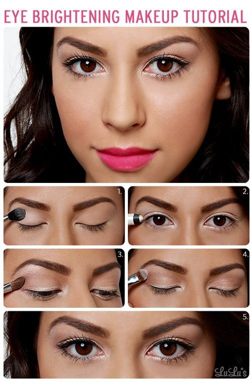 If your eyes ever need that extra perk, try this simple how-to. It鈥檚 perfect...