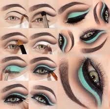 Image result for blue eyes makeup tutorial