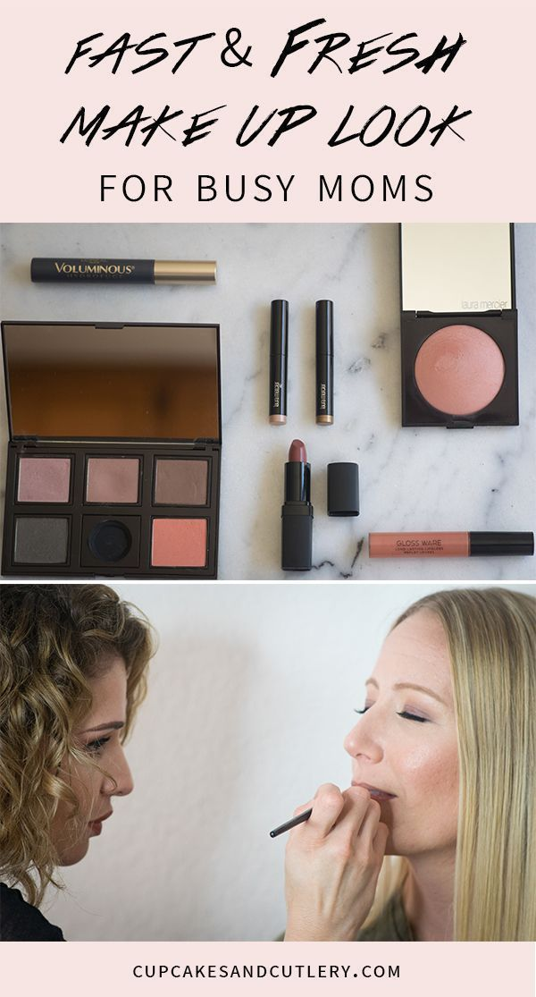 Looking for an easy makeup tutorial for beginners? This simple, pretty look is p...