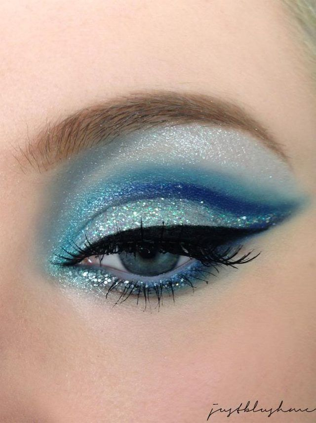 Makeup is a fun way to enhance the features of blue-eyed beauties. Choosing the ...