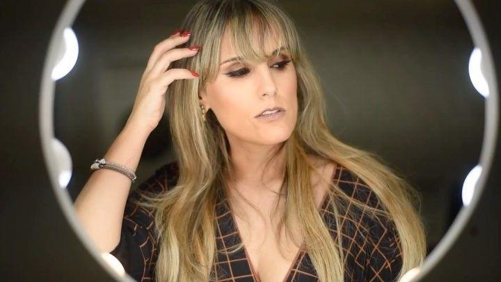 Momento chick ahahaha com a make top da Amanda Maia.makeup  maquiagem é vidaaaa...