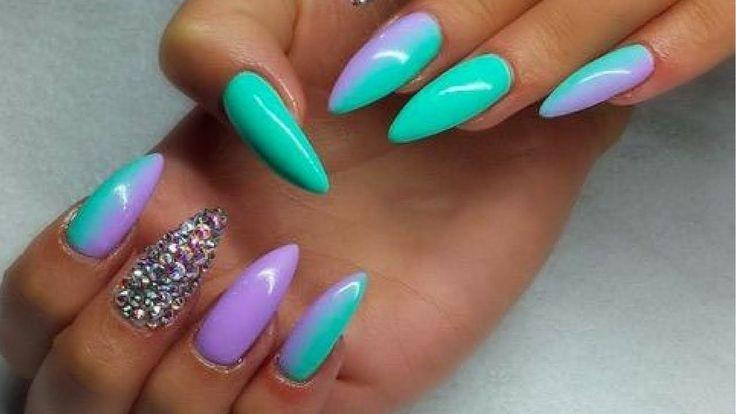 Nail Art Tutorial | Easy Stripe Nails for beginners #8