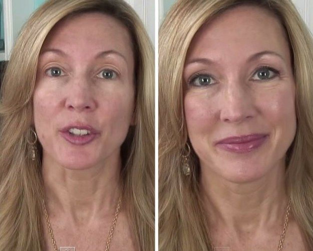 Natural Makeup Tips for Older Women Tutorial | Makeup Tutorials everyday-makeup-...