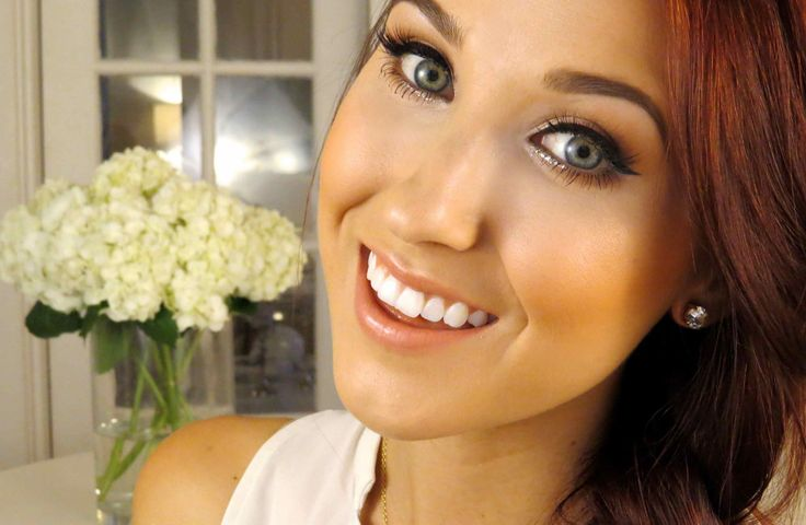 Natural, fun, girly, and glamorous makeup tutorial. Jaclyn Hill - my absolute fa...