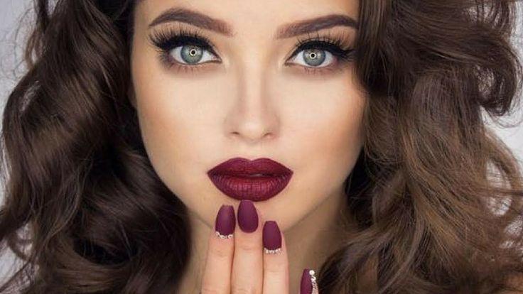 New Makeup Tutorials Compilation    Best Makeup**10