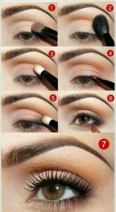 Pasos sencillos para un maquillaje perfecto!