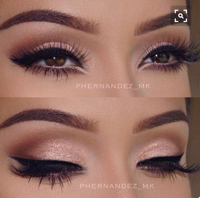 Perfect for brown eyes