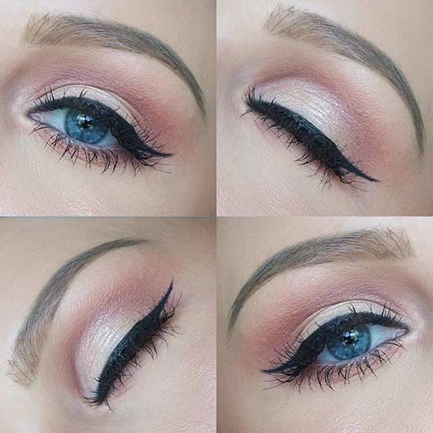 Pretty Everyday Makeup Look