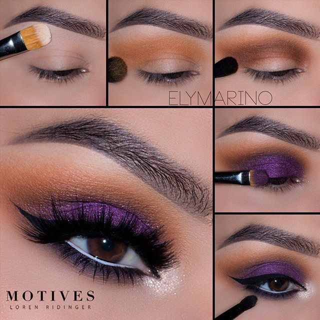 Purple is ALWAYS the answer. We love this pictorial from @ElyMarino on the perfe...